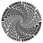 Morning Runner Drawing Shapes