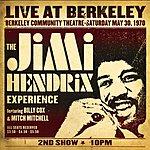 Jimi Hendrix Live At Berkeley