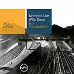 Memphis Slim Jazz In Paris - Aux Trois Mailletz