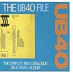 UB40 The UB40 File