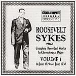 Roosevelt Sykes Roosevelt Sykes Vol.1 (1929-1930)