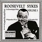 Roosevelt Sykes Roosevelt Sykes Vol.3 (1931-1933)