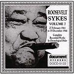 Roosevelt Sykes Roosevelt Sykes Vol.7 (1941-1944)