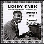 Leroy Carr Leroy Carr Vol.5 (1934)