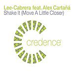 Lee Cabrera Shake It (Move A Little Closer) (3-Track Single)