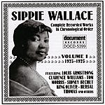 Sippie Wallace Sippie Wallace Vol.1 (1923-1925)