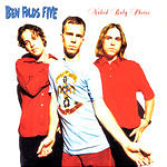 Ben Folds Five Naked Baby Photos