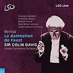 Sir Colin Davis La Damnation De Faust