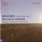 Bernard Haitink Symphony No.1 & Tragic Overture