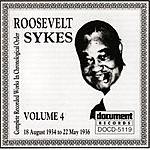 Roosevelt Sykes Roosevelt Sykes Vol.4 (1934-1936)