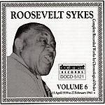 Roosevelt Sykes Roosevelt Sykes Vol.6 (1939-1941)
