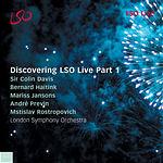 London Symphony Orchestra Discovering London Symphony Orchestra: Live, Part 1