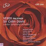Sir Colin Davis Falstaff (Opera In Three Acts)