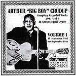 Arthur 'Big Boy' Crudup Arthur 'Big Boy' Crudup Vol.1 1941-1946
