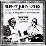 Sleepy John Estes Sleepy John Estes, Vol.2 (1937-1941)