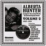 Alberta Hunter Alberta Hunter Vol.2 (1923-1924)