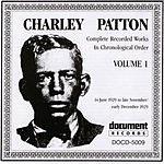 Charley Patton Charley Patton Vol.1 (1929)