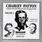 Charley Patton Charley Patton Vol.3 (1929-1934)