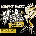Kanye West Gold Digger (3 Track Single) (Parental Advisory)