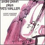 André Previn Andre Previn Plays Fats Waller