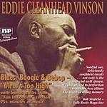 Eddie 'Cleanhead' Vinson Blues, Boogie And Bebop