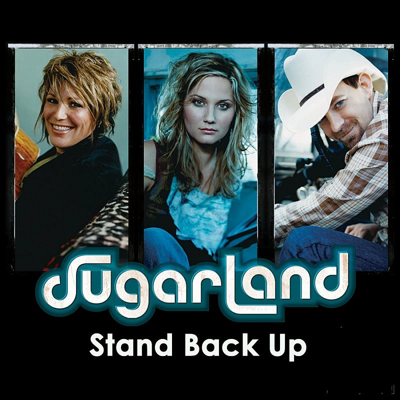 Cover Art: Stand Back Up (Single)