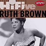 Ruth Brown Rhino Hi-Five: Ruth Brown