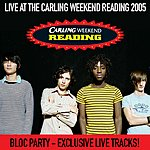 Bloc Party Live At Reading EP