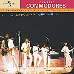 The Commodores The Universal Masters Collection