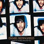 Daniel Bedingfield Wrap My Words Around You (2 Track Single)