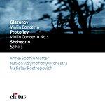 Anne-Sophie Mutter Concertos Pour Violon
