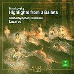 Alexander Lazarev The Nutcracker Suite/The Sleeping Beauty Suite/Swan Lake Suite