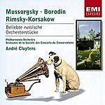 André Cluytens Mussorgsky/Borodin/Rimsky-Korsakov