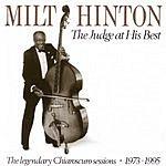 Milt Hinton The Judge At His Best