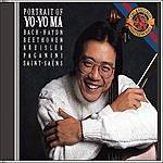 Yo-Yo Ma Portrait Of Yo-Yo Ma