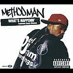 Method Man What's Happenin' (3 Track Maxi-Single)