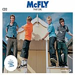 McFly That Girl (4 Track Maxi-Single)