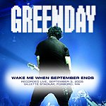 Green Day Wake Me Up When September Ends (Live At Foxboro, MA 9/3/05)