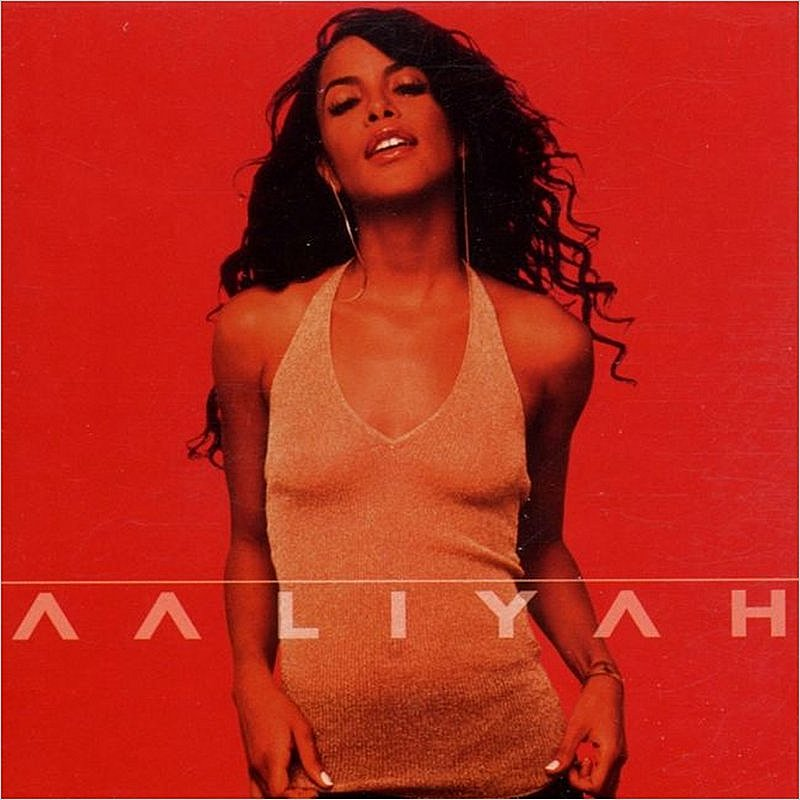 Cover Art: Aaliyah