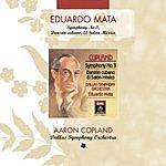 Eduardo Mata Symphony No.3