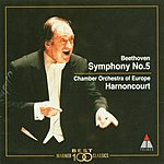 Nikolaus Harnoncourt Beethoven : Symphony No.5