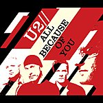 U2 All Because Of You (Maxi-Single)