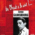 Serge Gainsbourg Du Chant A La Une