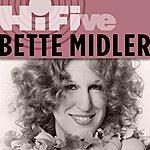 Bette Midler Rhino Hi-Five: Bette Midler