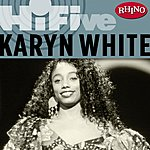 Karyn White Rhino Hi-Five: Karyn White