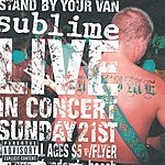 Sublime Stand By Your Van: Live (Parental Advisory)