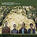 Weezer Beverly Hills (3 Track Maxi-Single)