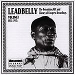Leadbelly Leadbelly ARC & Library Of Congress Recordings Vol.1 (1934-1935)