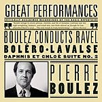 New York Philharmonic Boulez Conducts Ravel