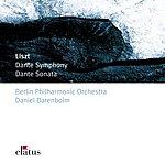 Daniel Barenboim Dante Symphony/Dante Sonata